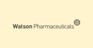 Watson Pharmaceuticals logo